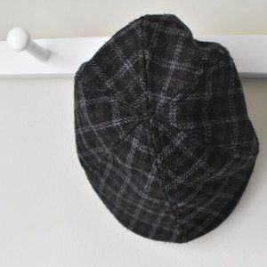 Other - Plaid Paperboy Hat
